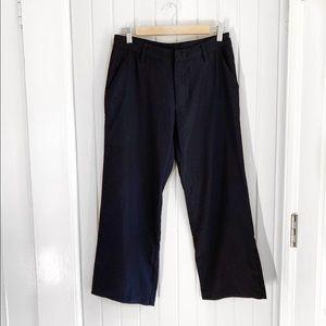 Patagonia Black Cropped Trouser Pants